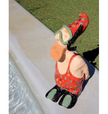 kabouter nadador